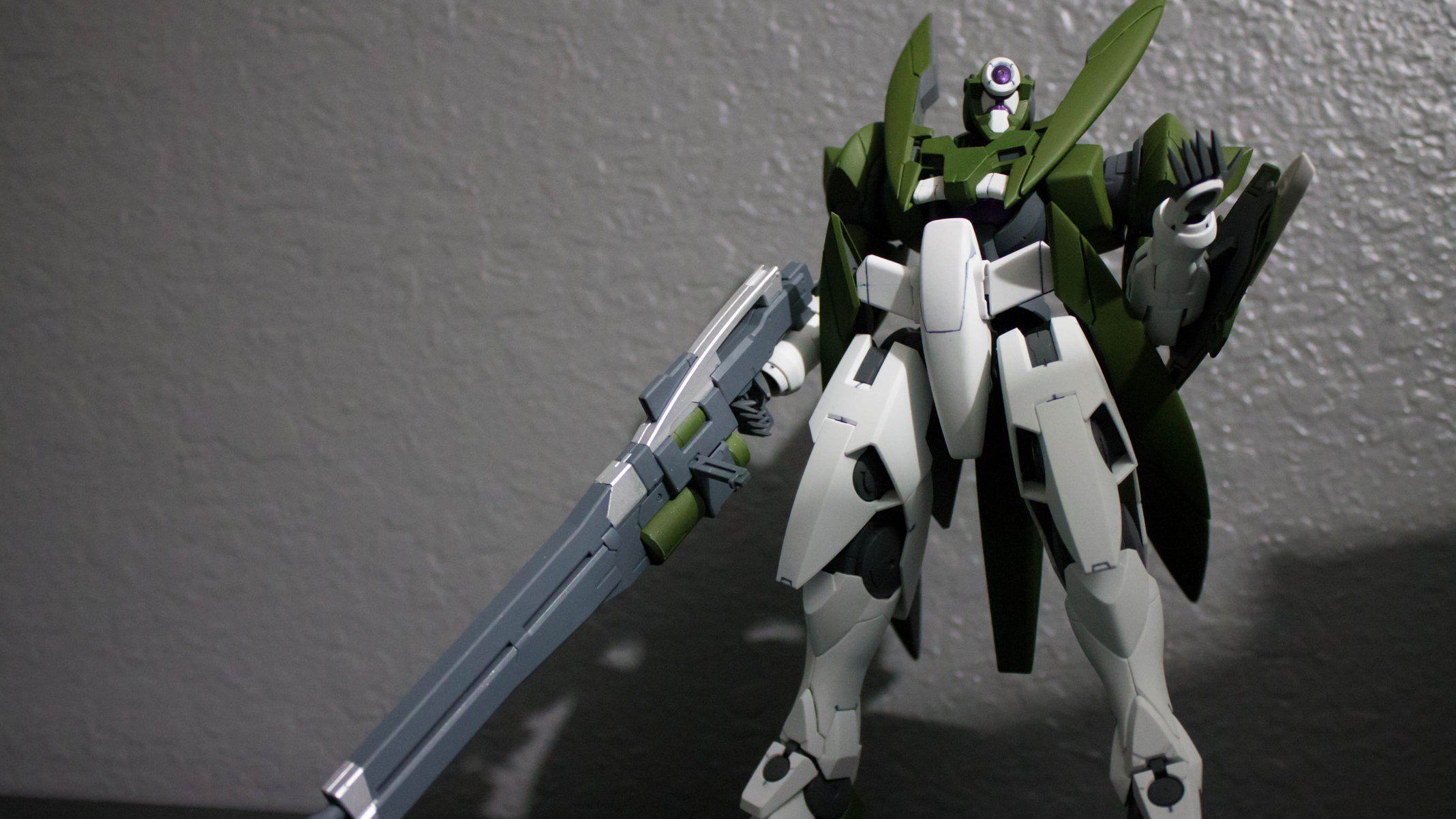 How To Paint Gunpla With Spray Paint